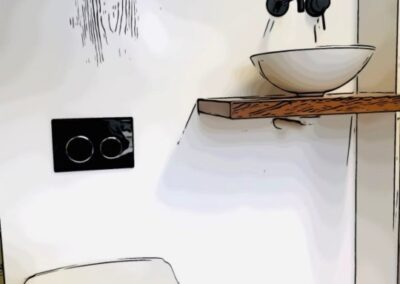 Oekobad Objektbeispiel Tann